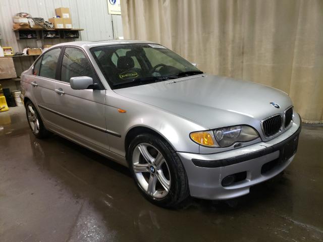 Salvage 2003 BMW 3 SERIES - Small image. Lot 43084321