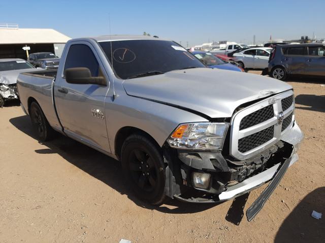 Salvage cars for sale from Copart Phoenix, AZ: 2016 Dodge RAM 1500 ST