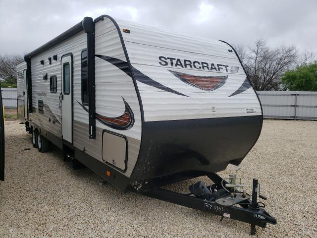 Autu Starcraft salvage cars for sale: 2018 Autu Starcraft