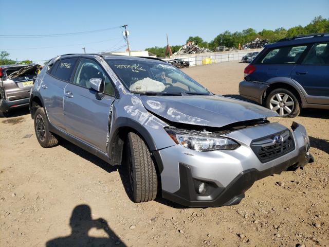 Vehiculos salvage en venta de Copart Hillsborough, NJ: 2021 Subaru Crosstrek