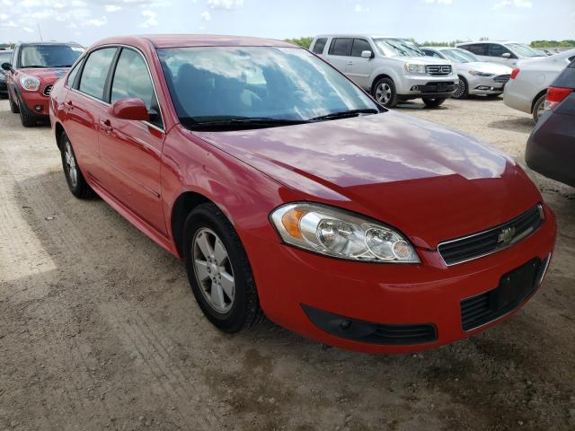 Salvage cars for sale from Copart Temple, TX: 2011 Chevrolet Impala LT