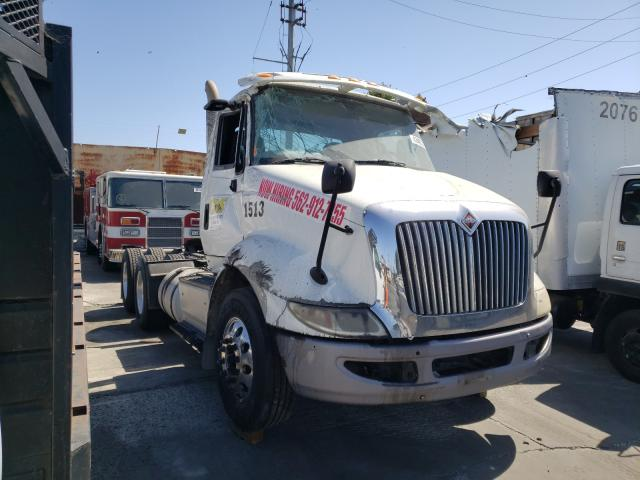 Salvage cars for sale from Copart Wilmington, CA: 2015 International 8000 8600