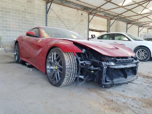 Ferrari salvage cars for sale: 2013 Ferrari F12 Berlin