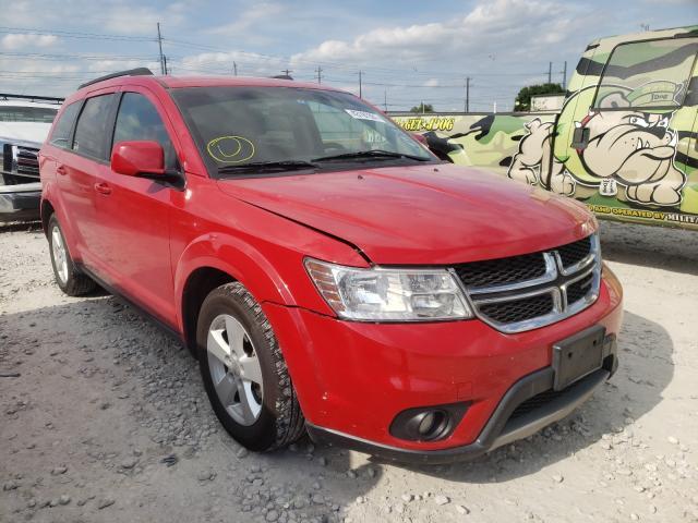 2012 Dodge Journey SX en venta en Haslet, TX