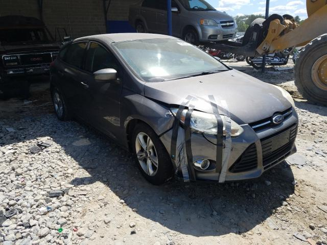 Salvage cars for sale from Copart Cartersville, GA: 2012 Ford Focus SE