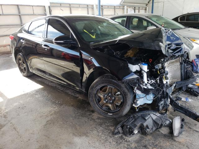 Salvage cars for sale from Copart Anthony, TX: 2019 KIA Optima LX