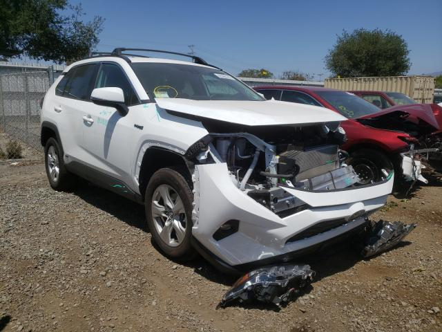 2020 Toyota Rav4 XLE for sale in San Diego, CA