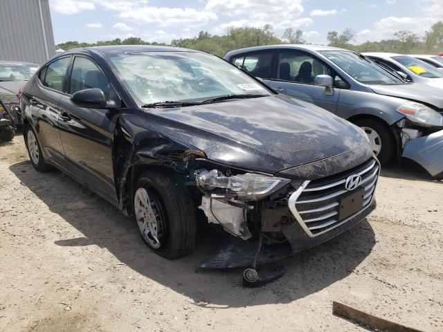 Salvage cars for sale from Copart Jacksonville, FL: 2018 Hyundai Elantra SE