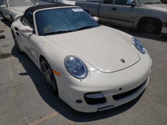 Vehiculos salvage en venta de Copart Los Angeles, CA: 2009 Porsche 911 Turbo