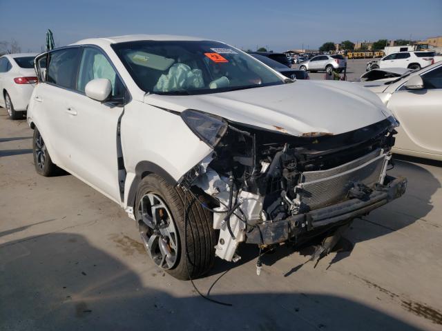 KIA Vehiculos salvage en venta: 2020 KIA Sportage L