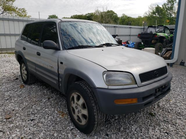Toyota Rav4 salvage cars for sale: 1997 Toyota Rav4