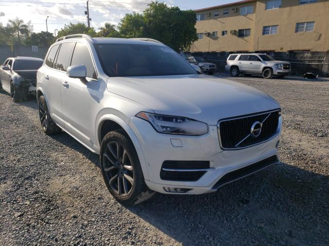 Salvage cars for sale from Copart Opa Locka, FL: 2018 Volvo XC90 T5