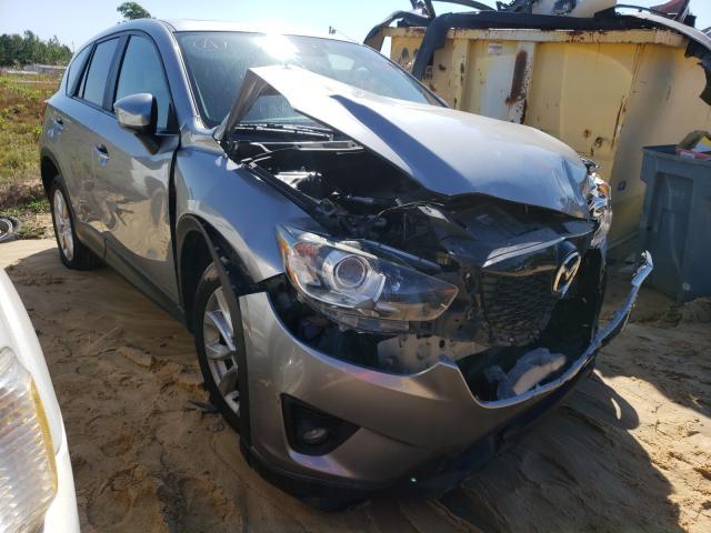 Mazda CX-5 salvage cars for sale: 2015 Mazda CX-5