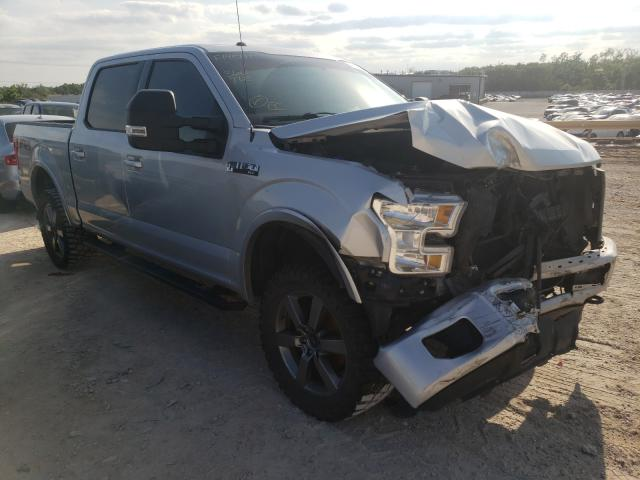 Salvage cars for sale from Copart Oklahoma City, OK: 2016 Ford F150 Super
