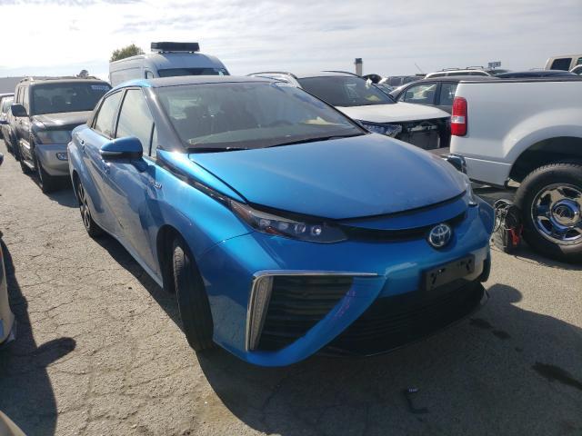 Vehiculos salvage en venta de Copart Martinez, CA: 2018 Toyota Mirai