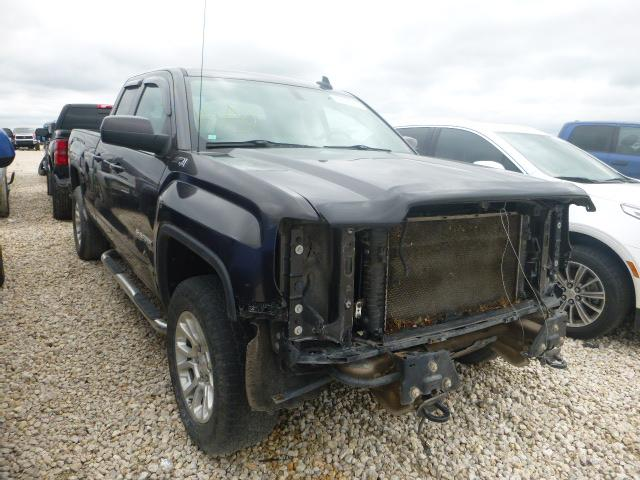 Salvage cars for sale from Copart New Braunfels, TX: 2016 GMC Sierra K15