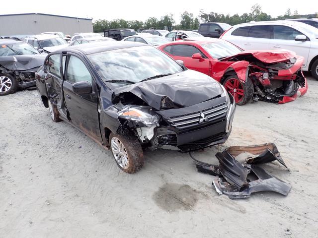 Mitsubishi Vehiculos salvage en venta: 2021 Mitsubishi Mirage G4