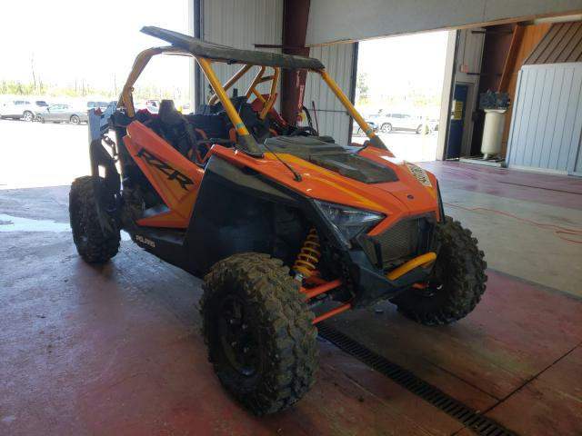 Salvage cars for sale from Copart Angola, NY: 2020 Polaris RZR PRO XP