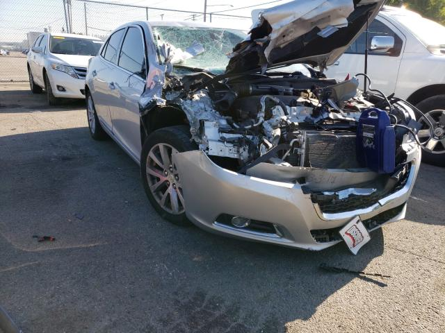 Salvage cars for sale from Copart Moraine, OH: 2015 Chevrolet Malibu 2LT