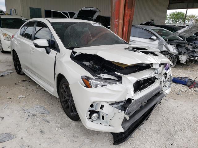 Subaru Vehiculos salvage en venta: 2020 Subaru WRX Limited