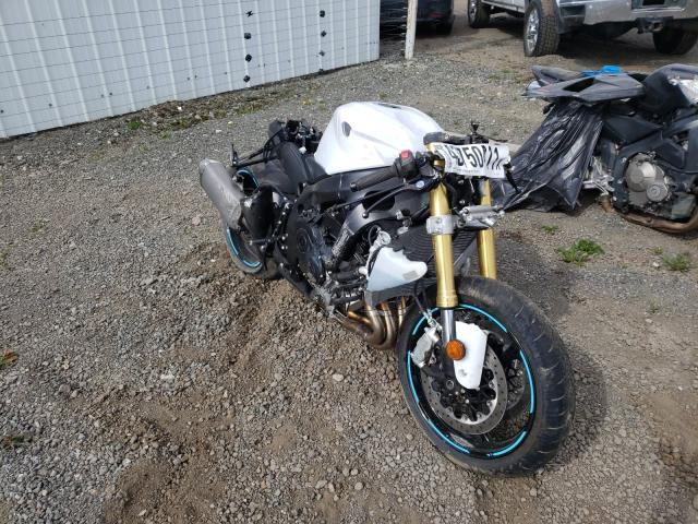 Salvage cars for sale from Copart Anchorage, AK: 2020 Suzuki GSX-R750