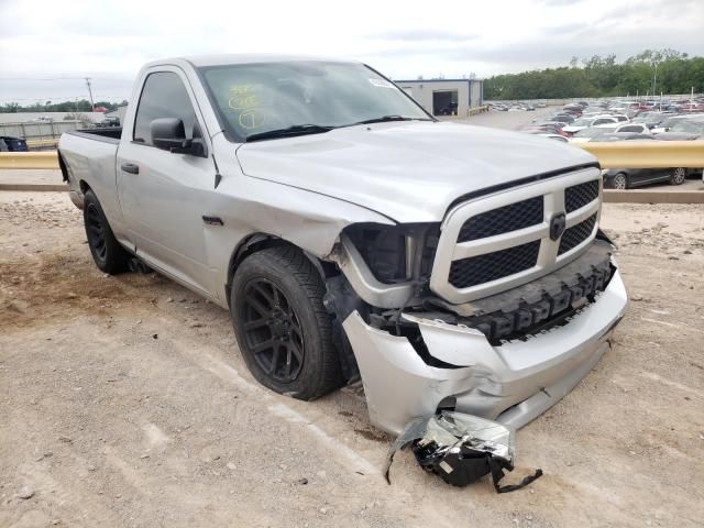 Salvage cars for sale from Copart Oklahoma City, OK: 2016 Dodge RAM 1500 ST