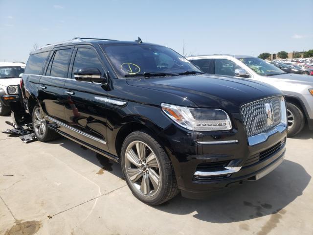 2018 Lincoln Navigator en venta en Grand Prairie, TX