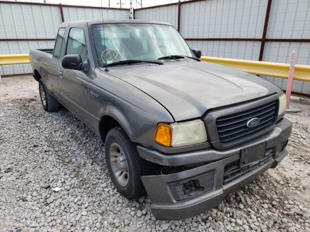 Salvage cars for sale from Copart Haslet, TX: 2005 Ford Ranger SUP
