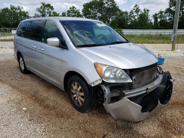 Salvage cars for sale from Copart Theodore, AL: 2010 Honda Odyssey EX