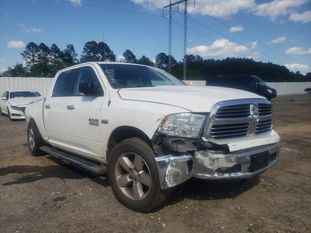 Salvage cars for sale from Copart Loganville, GA: 2015 Dodge RAM 1500 SLT