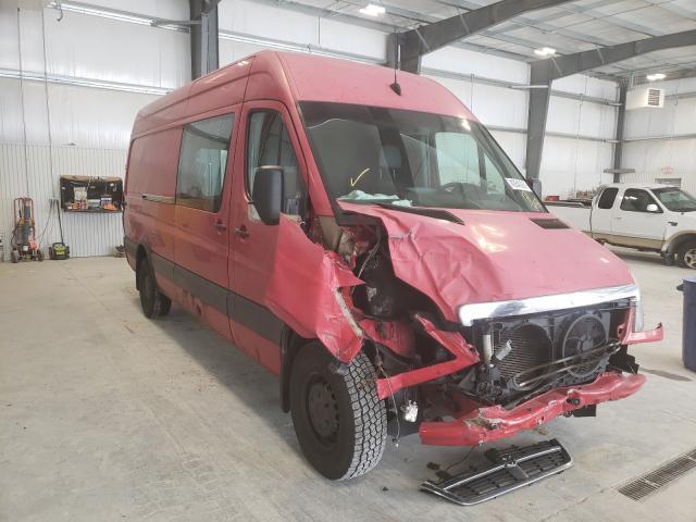 Dodge Vehiculos salvage en venta: 2008 Dodge Sprinter 2