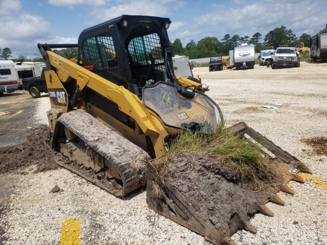 Salvage cars for sale from Copart Theodore, AL: 2019 Caterpillar 289D