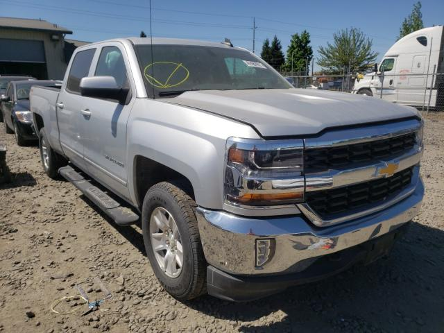 Salvage cars for sale from Copart Eugene, OR: 2016 Chevrolet Silverado