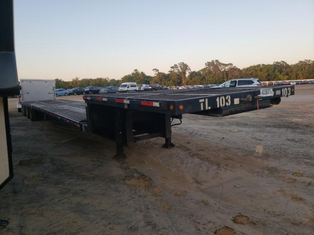 Salvage cars for sale from Copart Theodore, AL: 2011 Prat Trailer