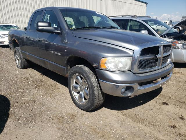 Salvage cars for sale from Copart Rocky View County, AB: 2005 Dodge RAM 1500 S