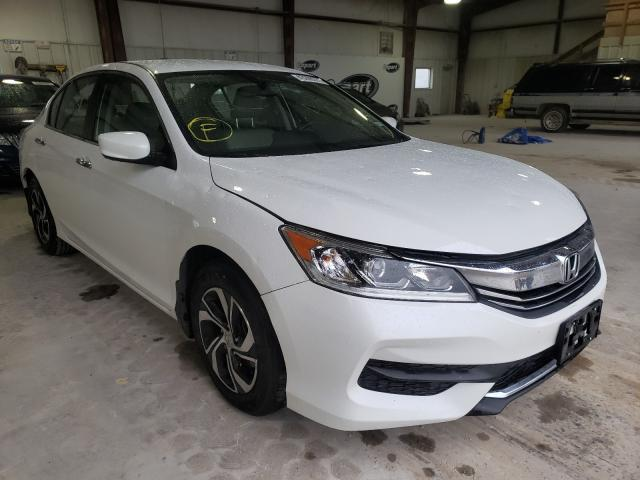 Salvage cars for sale from Copart Haslet, TX: 2016 Honda Accord LX