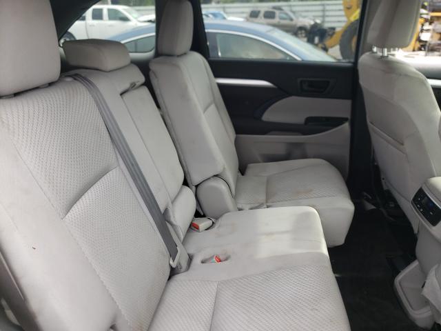 2015 Toyota Highlander 3.5L, VIN: 5TDZKRFH5FS******, аукцион: COPART, номер лота: 43380571