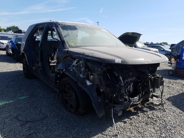 Vehiculos salvage en venta de Copart Sacramento, CA: 2017 Ford Explorer P