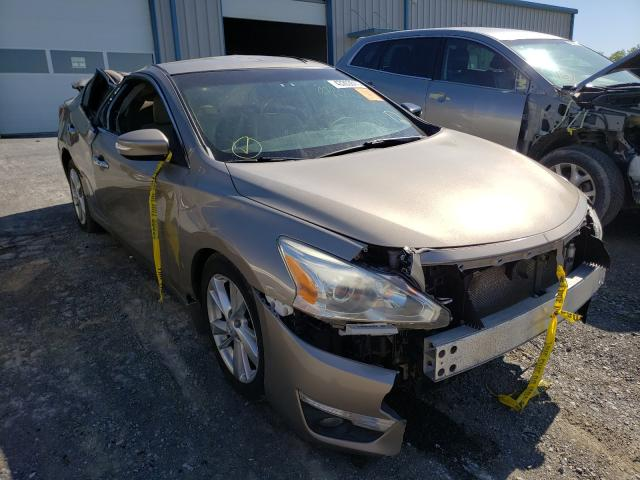 Salvage cars for sale from Copart Chambersburg, PA: 2014 Nissan Altima 2.5