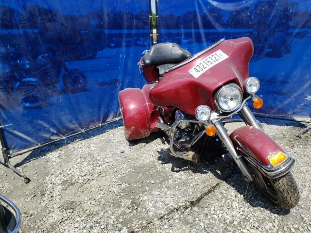 Salvage cars for sale from Copart Spartanburg, SC: 2006 Harley-Davidson Flhtci