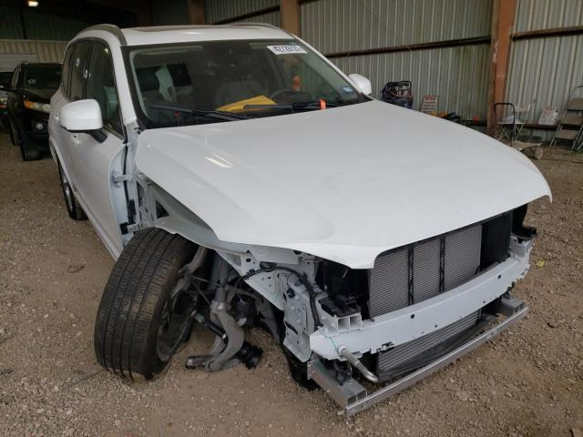 Salvage cars for sale from Copart Houston, TX: 2020 Volvo XC90 T5 MO