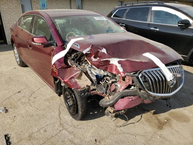 Buick Lacrosse salvage cars for sale: 2016 Buick Lacrosse