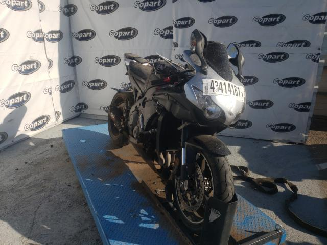 Salvage cars for sale from Copart Anthony, TX: 2008 Honda CBR1000 RR