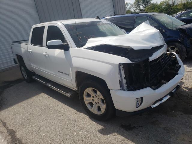 Vehiculos salvage en venta de Copart Rogersville, MO: 2017 Chevrolet Silverado