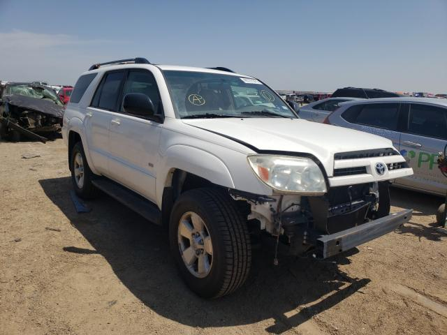 Salvage cars for sale from Copart Amarillo, TX: 2004 Toyota 4runner SR