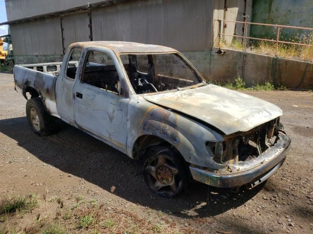 Salvage cars for sale from Copart Kapolei, HI: 2003 Toyota Tacoma XTR