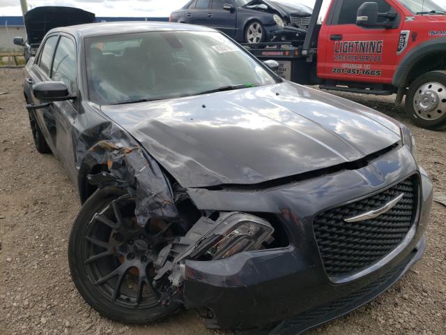 Chrysler Vehiculos salvage en venta: 2017 Chrysler 300 S