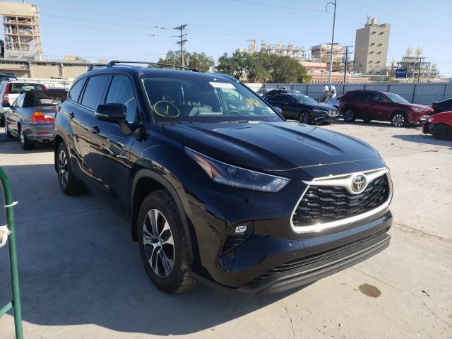 2021 Toyota Highlander for sale in New Orleans, LA