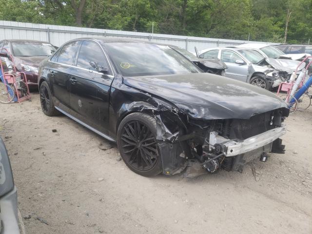 Salvage cars for sale from Copart Glassboro, NJ: 2013 Audi S4 Prestige