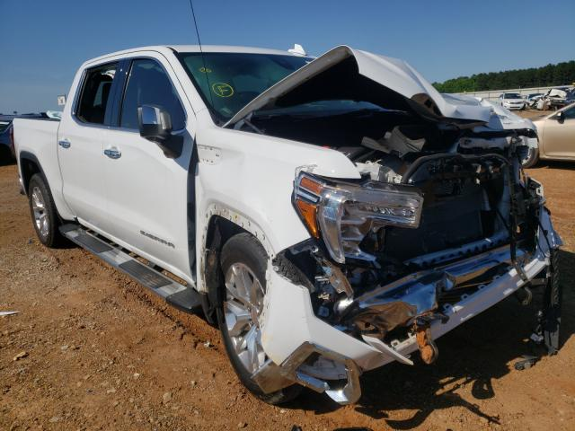 Salvage cars for sale from Copart Longview, TX: 2019 GMC Sierra C15